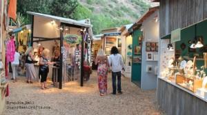Sawdust Arts Festival Laguna Canyon 2014