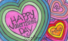 psychadelic hearts free download by sugarbeet crafts